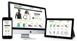 site responsive mobile